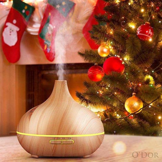 O'dor OD300 Ultrasone vernevelaar kerstmis