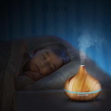 O'dor OD300 Ultrasone vernevelaar slapen