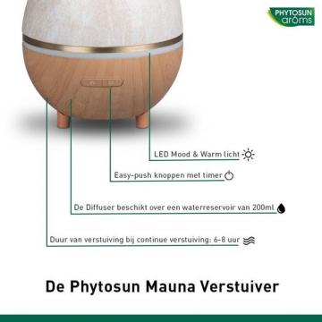 Phytosun Mauna verstuiver review test