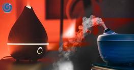 aroma diffuser gezondheid