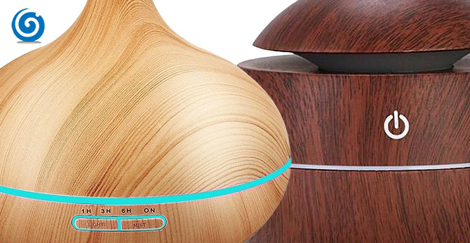 aroma diffuser hout