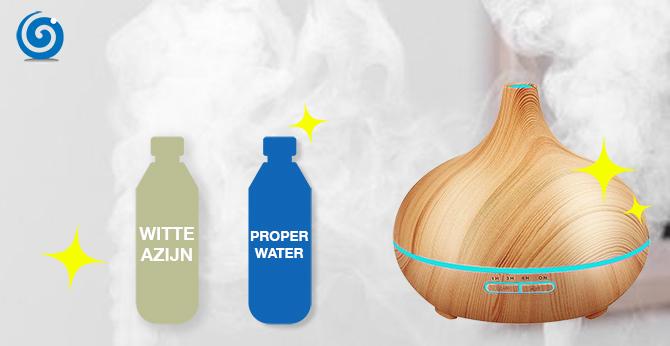 aroma diffuser schoonmaken