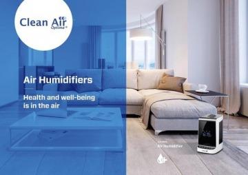 Clean Air Optima CA-605 luchtbevochtiger