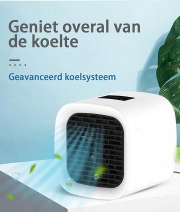 Coldine mini aircooler kopen