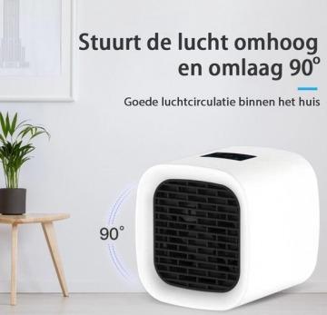Coldine mini aircooler review