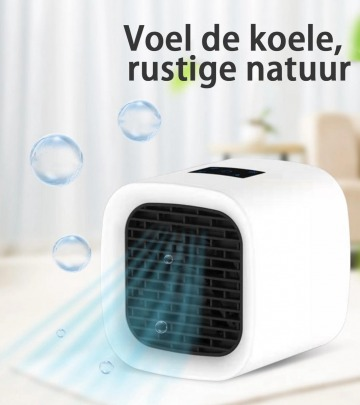 Coldine mini aircooler test